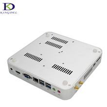 Mini PC с шестого Поколения Skylake Core i5 6200U i5-5200U i3 6100U 16/256 Win 10 с Графикой HD 520 300 М Wifi Безвентиляторный компьютер