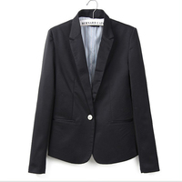 new hot stylish and comfortable women's Blazers Candy color lined with striped suit Free Shipping WL2314 5