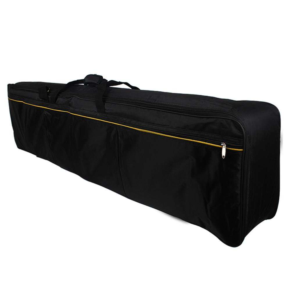 88 Key Electronic Piano Keyboard Bag Pack Universal Waterproof Thickened Keyboard Instrument Bag Protect Cover Carrying Case