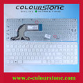 US LAPTOP KEYBOARD FOR HP Pavilion HP Pavilion 15 15T 15-n 15-e 15-E000 15-N000 15-n100 15t-e000 15t-n100 white with frame