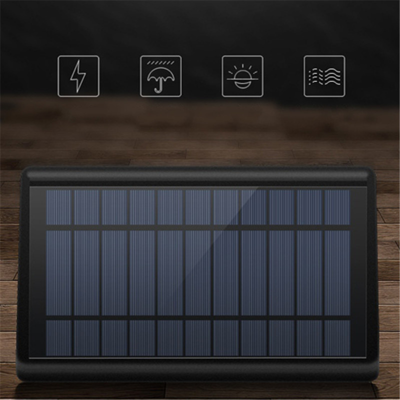 LED Solar Panel Remote Control Wall Porch Light Super Bright Waterproof Landscape Garden Outdoor Street Stairs Lamp Lighting solar lawn lamp garden solar light waterproof led street lamp super bright outdoor lawn light