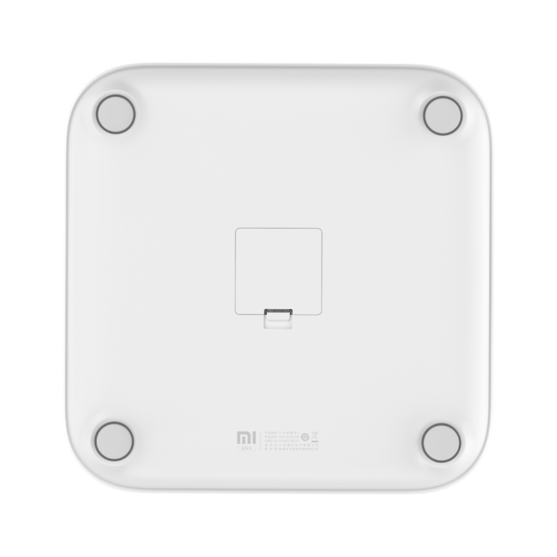 2019 Xiaomi báscula de composición corporal 2 13 macetas de análisis mi báscula de grasa corporal 2 mi fit Control de aplicación con oculto pantalla LED XMTZC05HM - 6