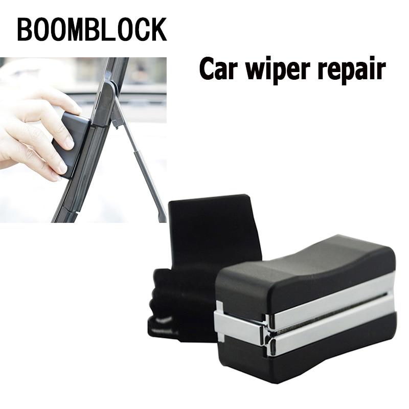 BOOMBLOCK 1pcs Car Styling Wiper Repair Refresh Tool Parts For Saab Chevrolet Cruze VW Passat B5 B6 B7 Toyota Corolla 2008 RAV4
