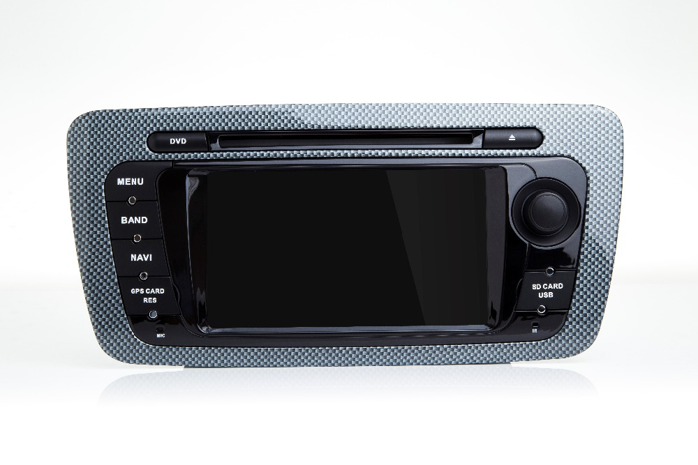 Factory Outlet octa core android 8.0 car dvd player For SEAT IBIZA 2009 2013 popular selling navigation system with TDA7851 IC