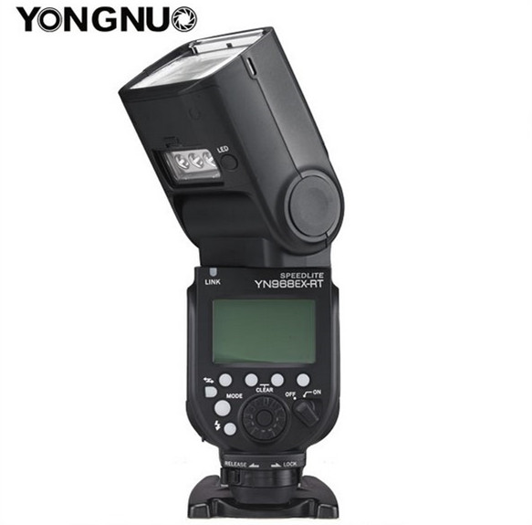 <font><b>YONGNUO</b></font> YN968EX-<font><b>RT</b></font> TTL Wireless Flash <font><b>Speedlite</b></font> with LED Light Compatible with <font><b>YN</b></font>-E3-<font><b>RT</b></font>\YN600EX-<font><b>RT</b></font> for Canon <font><b>600EX</b></font>-<font><b>RT</b></font>\ST-E3-<font><b>RT</b></font> image
