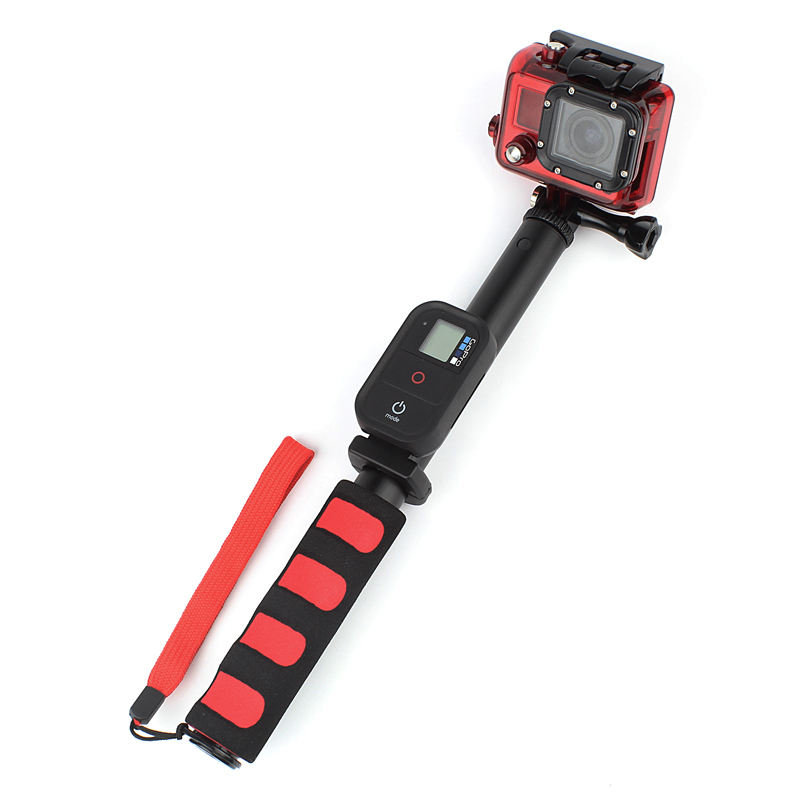 gopro selfie stick monopod high grade gopro and sj4000 monopod new style tripod for gopro hero 2. Black Bedroom Furniture Sets. Home Design Ideas
