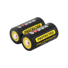 Soshine 2x 4x 8PCS 3.7V 700mAh 16340 RCR123 CR123 Li-ion Rechargeable Battery with Protected PCB for LED Flashlights Headlamps цена и фото
