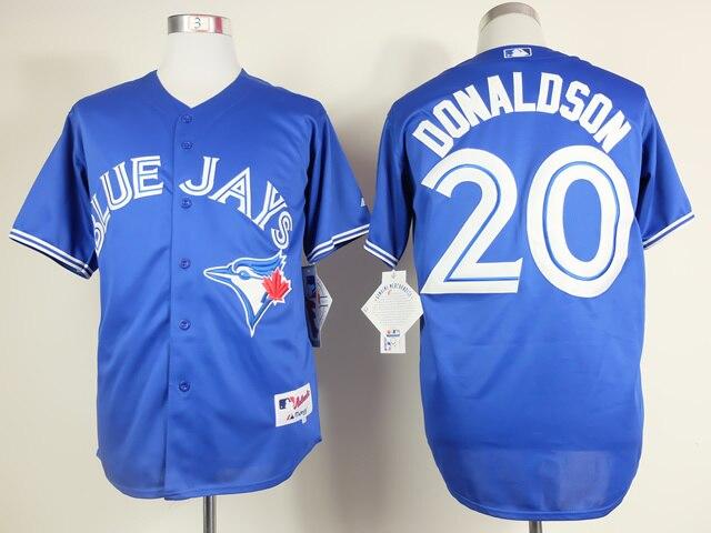 best service e9479 8d74f Mens Toronto Blue Jays Jerseys Baseball Jersey Free Shipping ...