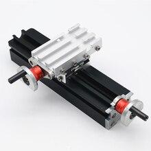 Большой металлический поперечный стол Max Route X Axis 145 мм ось Y 30 мм Zhouyu первый инструмент металлический мини-станок