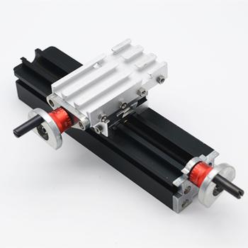 Darmowa wysyłka duży metalowy krzyż stół Max trasa X oś 145mm oś Y 30mm Zhouyu pierwsze narzędzie Metal mini maszyna tanie i dobre opinie BCT001
