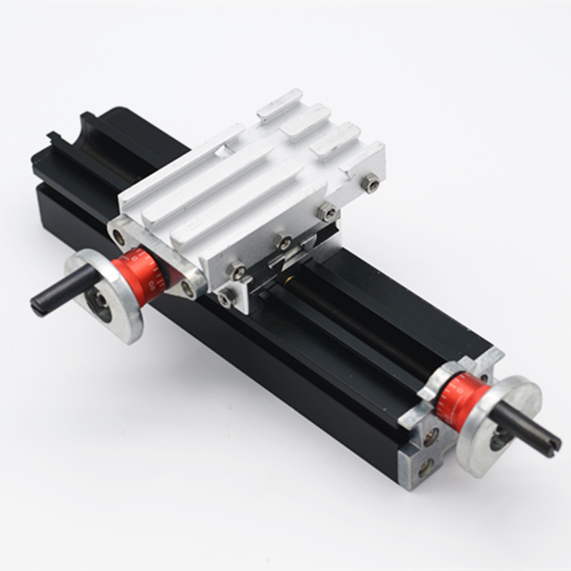 Free Shipping Big Metal Cross Table Max Route X Axis 145mm Y Axis 30mm  Zhouyu The First Tool Metal Mini Machine