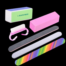 Art Accessories Sanding File UV Gel Polish Tools