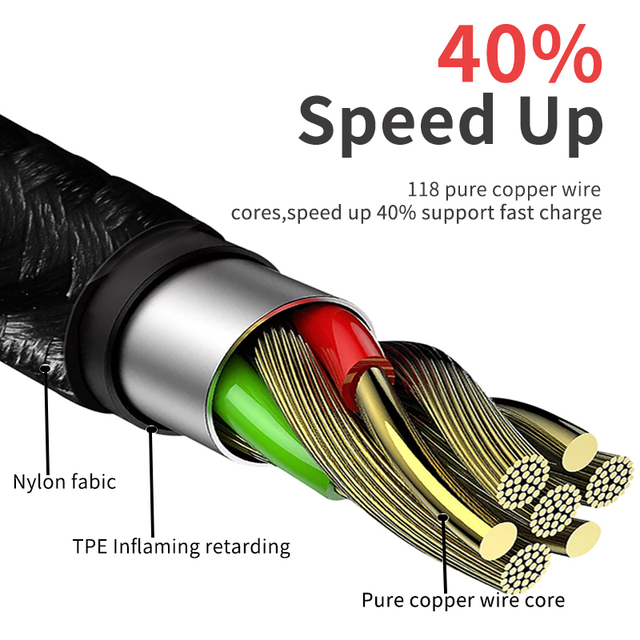 Amazing Essager Magnetic Usb Cable For Iphone Fast Data Charging Micro Usb Wiring Cloud Usnesfoxcilixyz
