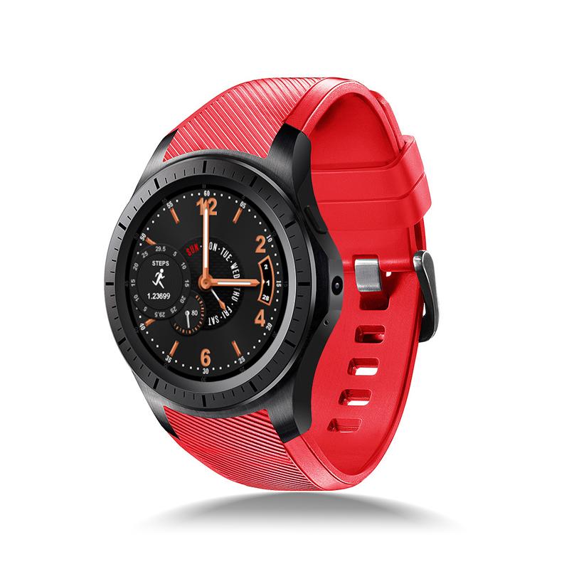 b  red