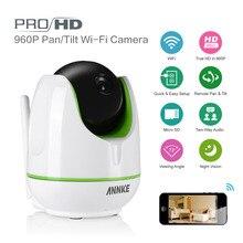 ANNKE WiFi Sans Fil 960 P IP Caméra WiFi IP Caméra Deux Façon Audio Baby Monitor Pan Tilt Caméra de Sécurité Facile QR CODE Scan connecter