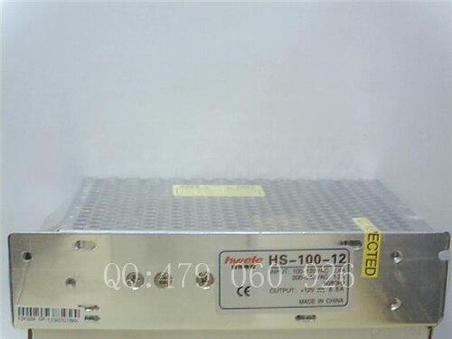 [ZOB] Heng Wei switching power supply HS-100-12 12V8.3A --3PCS/LOT [zob] heng wei switching power supply t 50d 3pcs lot