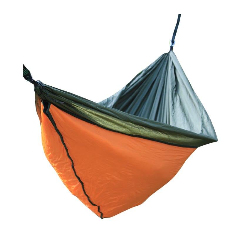 Image 4 - Легкий портативный водонепроницаемый спальный мешок для мамы гамак подстежка для гамака для взрослых 3 сезона походный Отдых на природе-in Гамаки from Мебель on AliExpress