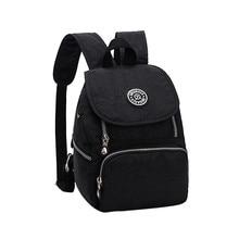 OCARDIAN женская сумка, модный простой Нейлоновый Рюкзак, кошелек для женщин и девочек, мини легкий рюкзак mar27