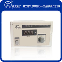 GXZK C Tension Controller National Credit Card 0 4A Magnetic Powder Tensioner Manual Digital Display Tension