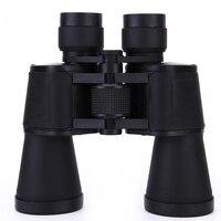 Tricolor 20X50 Compact HD Binoculars Asika Zoom Binoculars Bak4 Prism Optical Free Shipping Camping Binoculars