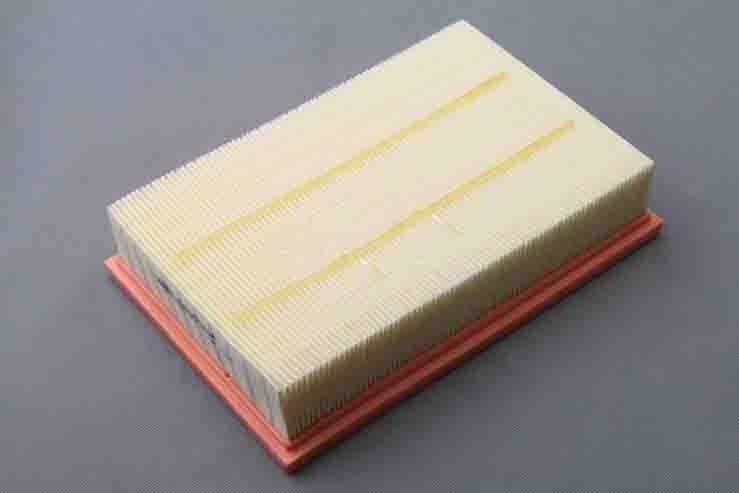 genuine spare parts PU air filter for LAND ROVER LR005816