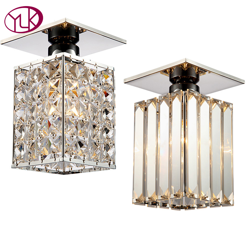 Square Modern Ceiling Lights For Hallway Lustre De Plafond Lamparas De Techo Plafondlamp Flush Mount LED Light Luminaire