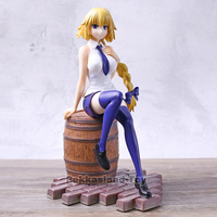 Anime Fate Grand Order FGO Jeanne d'Arc Ruler Casual Ver. Figure Model Toy