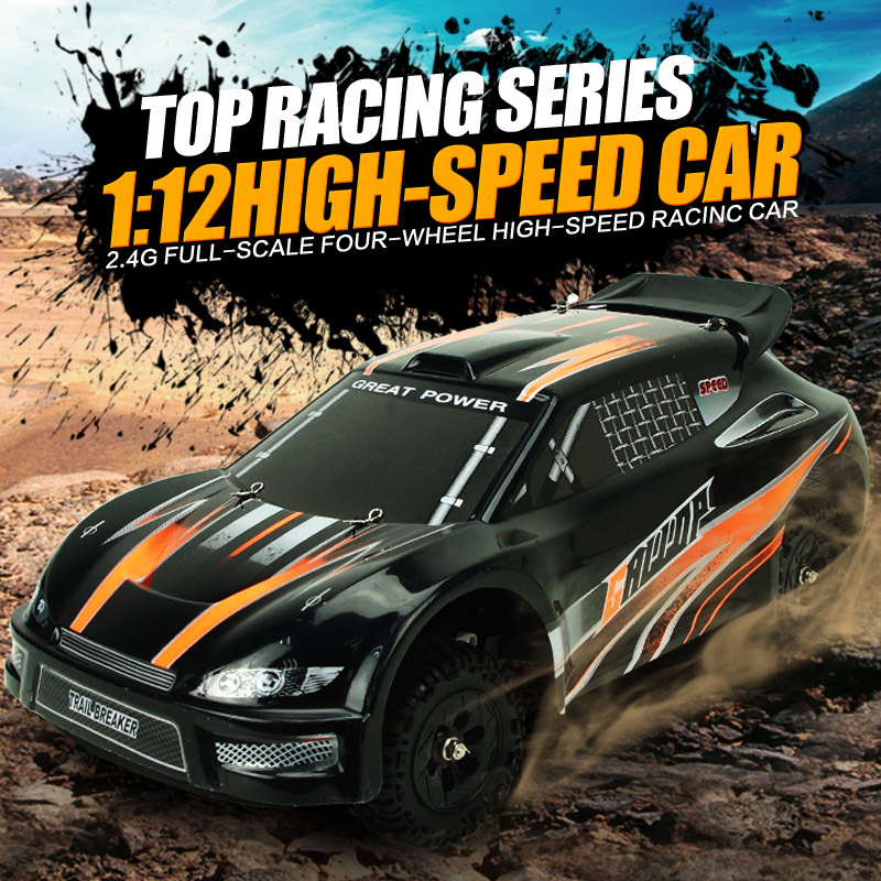 2019 offres spéciales Original SUBOTECH BG1506 RC voiture 1:12 voiture de course haute vitesse à la dérive 4WD 2.4G RC modèle jouet RTR