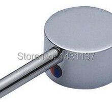 Высокое качество покрытие цинковый сплав материал хромированный 35 мм или 40 мм картридж кран ручка кран аксессуары
