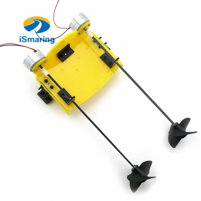 US $4 73 5% OFF|Remote control ship BOAT1 technology model material DIY  fittings for Remote Control Boat Model Robot-in Parts & Accessories from  Toys