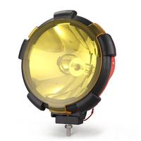 CARCHET 9 inch 55W H3 HID Xenon Driving Lights Spotlights Off Road+Lens Cover Car Styling Lights for SUV DIY EMS shipping way