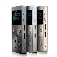 Xduoo X3 Профессиональный Lossless музыки MP3 HiFi плеера с HD OLED Экран Поддержка 256 ГБ карты памяти ape/ FLAC/ALAC/WAV/wma/ogg