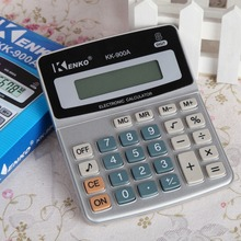 Desktop calculator with loud new office supplies sound accounting business calculator electronic calculator digital calculator