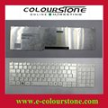 Free shipping Brand new  Laptop keyboards for Toshiba C650 C655 L650 L655 L670 C670 L675 C675 L750 L755 L660 C660  franch white
