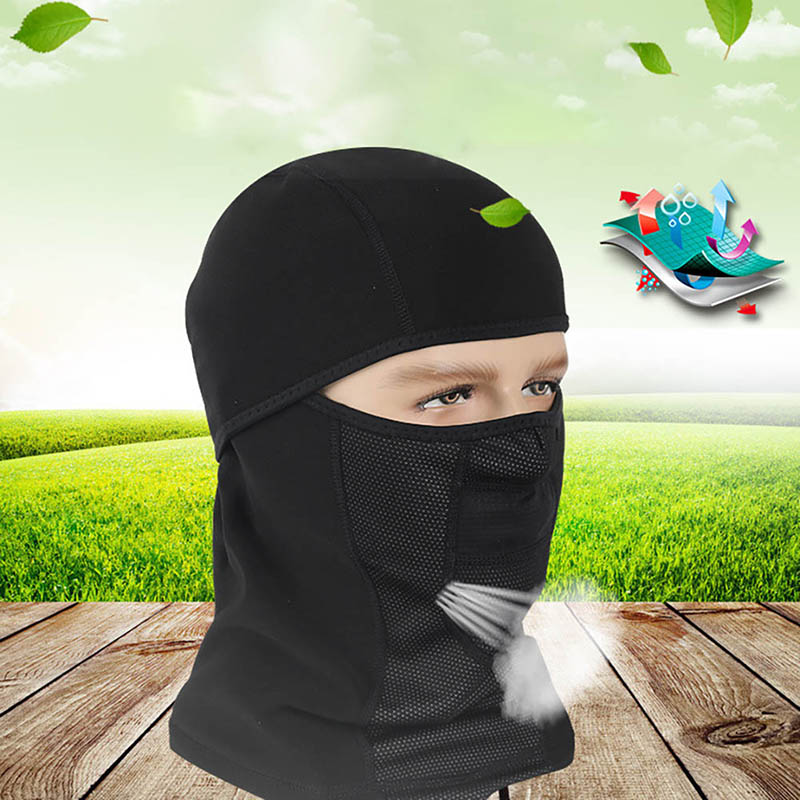 Winter Face Mask Warm Polar Fleece Cycling Running Masks Head Cover Scarf Sport Hiking Camping Bicycle Face Mask Mascara