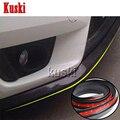 2 5 м автомобильный передний подбородок Стикеры для спойлера ДЛЯ Nissan Qashqai X-TRAIL Juke TIIDA Note Almera March Citroen C4 C5 C3 C2 аксессуары