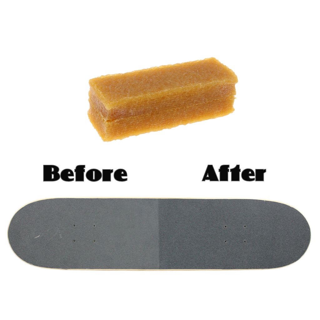 Rubber Skateboard Grip Tape Cleaning Cube For Keeping Skateboard  Performs And Shoes Clean