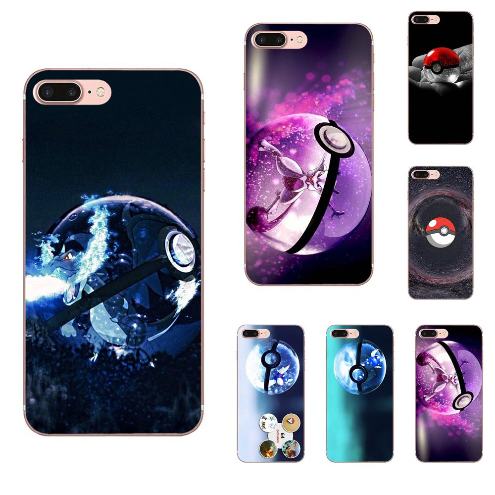 Pokemons Go Pokeball For Galaxy J1 J2 J3 J330 J4 J5 J6 J7 J730 J8 2015 2016 2017 2018 mini Pro Soft TPU Case Accessories image