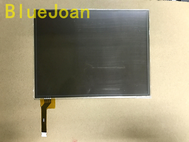 Original new 8.4 inch touch screen DJ084NA 01A only touch panel ditigizer For Chrysler Do dge Car GPS Navigation Audio System