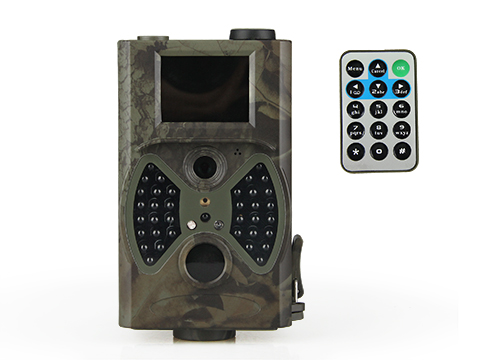 12 Mega Pixels Color CMOS Hunting Camera 2LCD For Hunting Shooting OS37-0016 tactical hunting trail camera for outdoor sport os37 0034