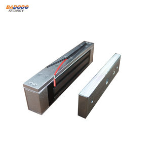 Image 4 - DC12V electromagnetic lock electric magnetic lock 180Kg 350Lbs holding force for glass door access control