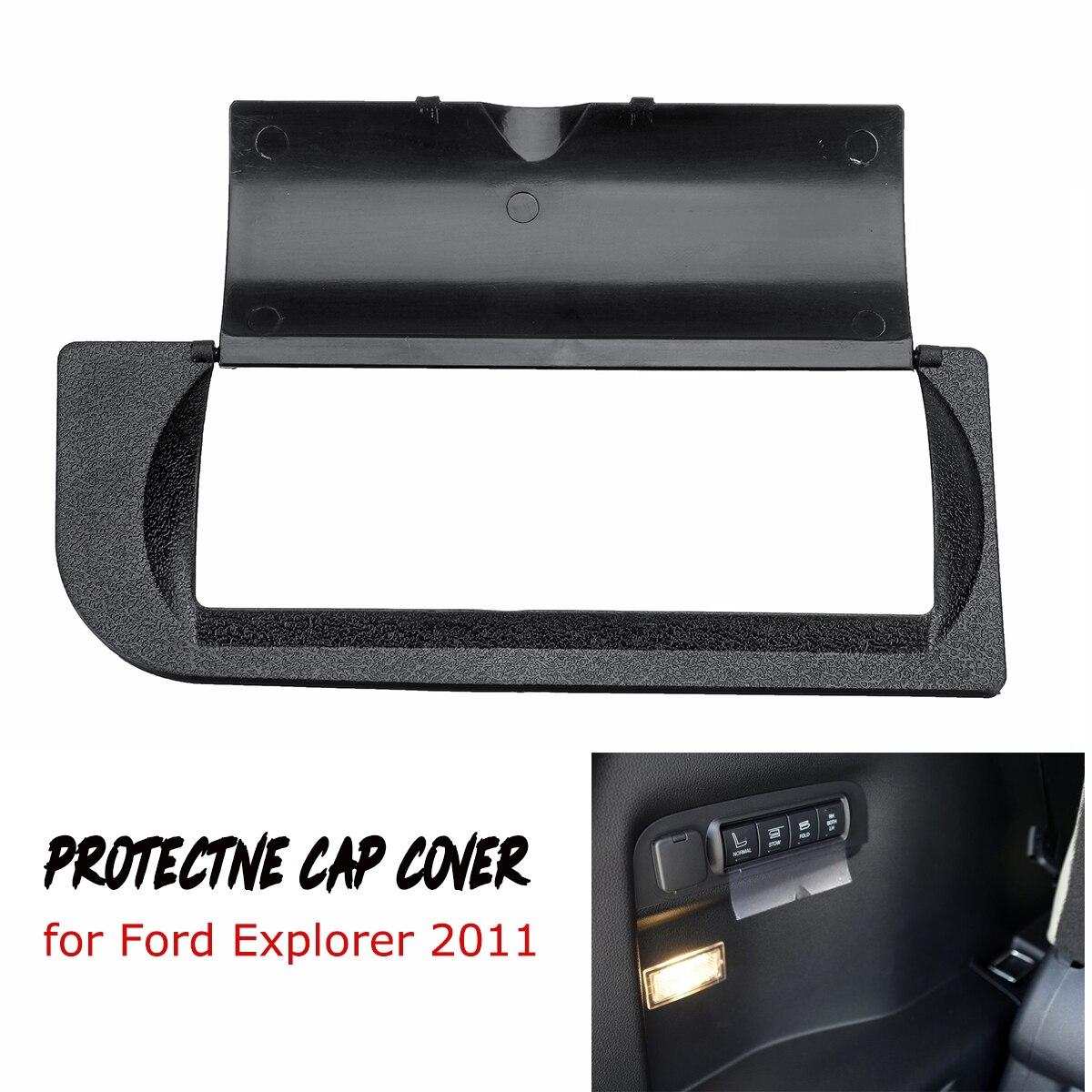 ABS Защитная крышка для кнопок в багажнике для Ford Explorer 2011 2012 2013 2014 2015 2016 2017