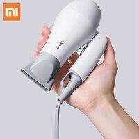 Original Xiaomi mijia Yueli 1200 Watt Travel Hair Mi Dryer Fast Dry Folding Compact Overheat Protection Home