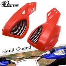 Universal  Plastic steel Motorcycle Handlebars Hand Grips for 7/822mm handlebar HONDA CB500F CB 500 F CBR600 F2 F3 F4 F4i