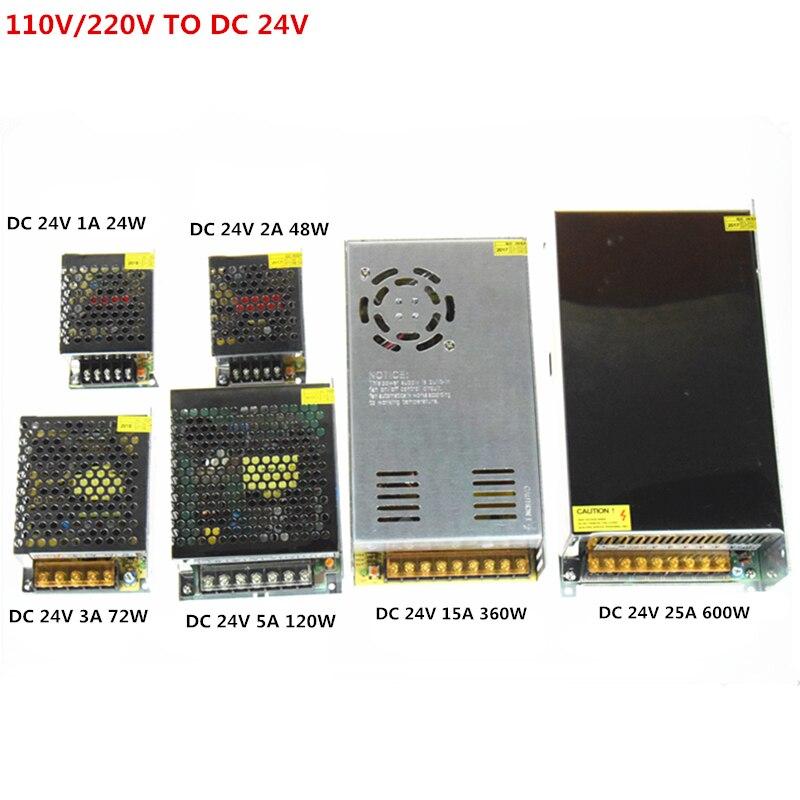 AIFENG schaltnetzteil 110 v/220 v zu 5 v 12 v 24 v 48 v led power versorgung CCTV/Led-streifen AC zu DC quelle power Adapter