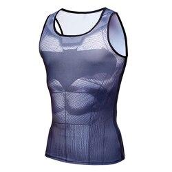 Batman vs superman 3d printed sleeveless shirt casual fashion tank top men bodybuilding fitness clothing.jpg 250x250