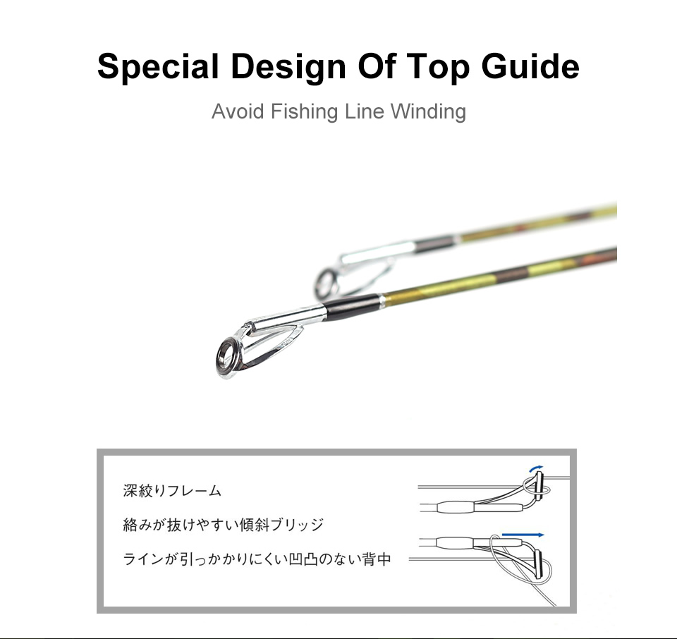 Kingdom Black Cut Spinning Casting Fishing Rod Carton MH, H Power Ultralight Telescopic Fishing Rods 2.39m, 2.49m Travel Rod (7)
