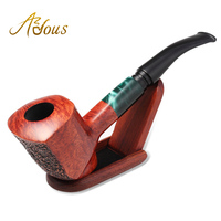 New Arrival Adous Briar Handmade Zeus Smoking Pipe Tobacco Pipe Smoking Sets Father S Day Gifts