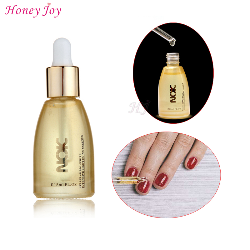 15ml Søt Orange Fragrance Nourishment Olje Negl Cuticle Verktøy Verktøy Næringsrik Nail Polish Olje UV Gel Nail Treatment