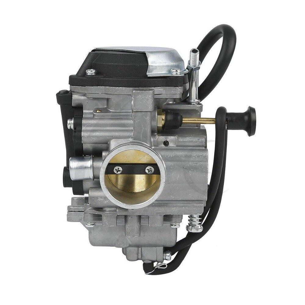 Aluminum Carb Carburetor For Yamaha Bear Tracker Yfm 250